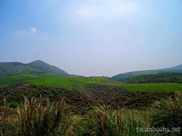 Taiwan Travel Yangmingshan Cingtiangang Grasslands photography Romanticism 台湾旅行 阳明山国家公园 擎天岗草原 风光摄影 浪漫主义 Yalan雅岚 黑摄会